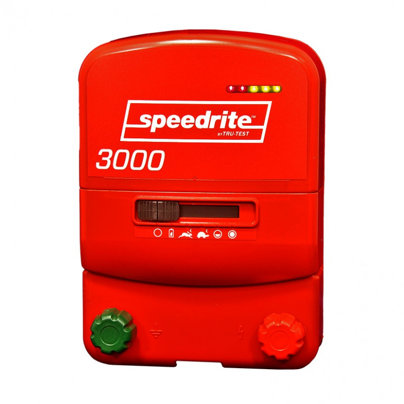 Spe 3000 Dual Power Energiser Power Where You Need It