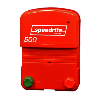 SPE 500 dual power electric fence energiser