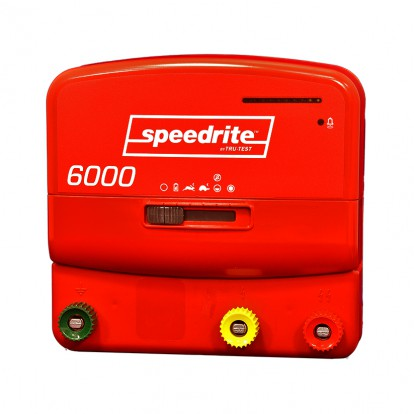 SPE 6000 dual power electric fence energiser