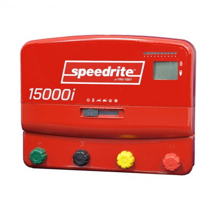 SPE15000i dual power electric fence energiser