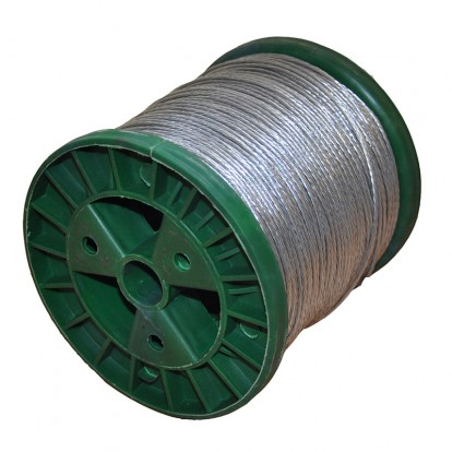 Stranded Steel Wire - Medium Duty
